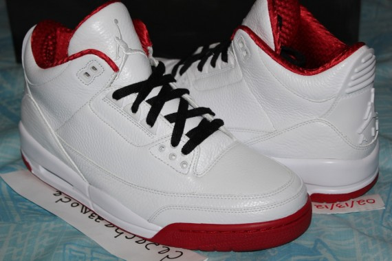 Air Jordan III: History of Flight