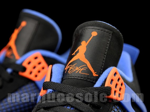 Air Jordan IV Retro: Knicks   Detailed Images