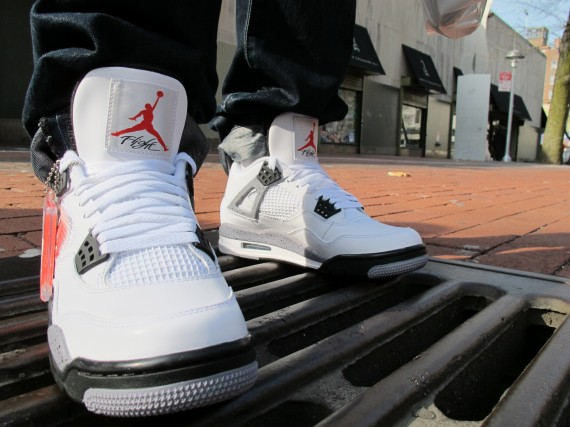 air jordan retro 4 white cement 2012 chrysler