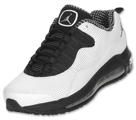 Jordan CMFT Air Max 10: White   Black   Stealth   Available