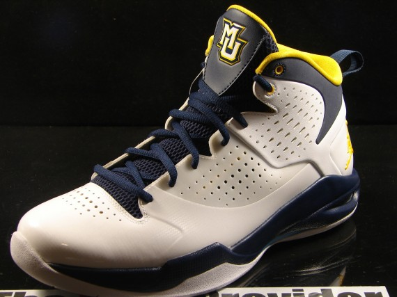 Jordan Fly Wade: Marquette Player Exclusive