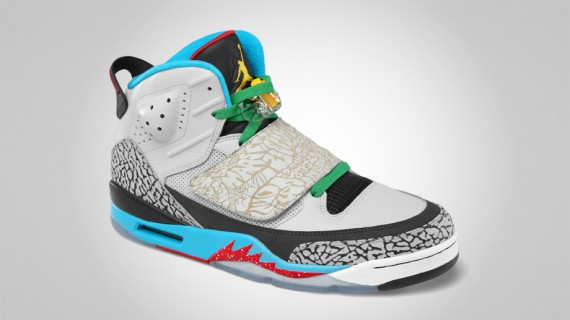 Jordan Son of Mars: Pop Art   Official Images