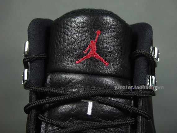 Air Jordan XII Retro: Black   White   True Red   New Images