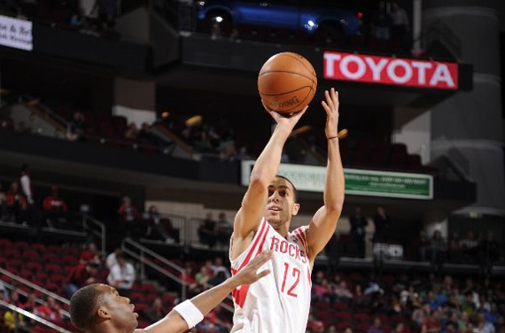 NBA Jordans On Court: Kevin Martin Wears Air Jordan 2012