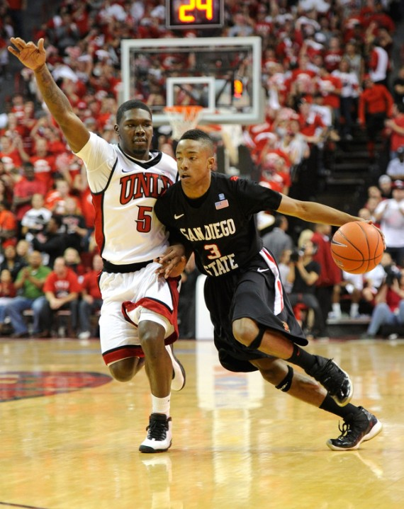 NCAA Jordans On Court: Games of February 10 12,2012