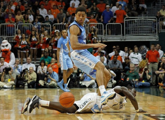 NCAA Jordans On Court: Games of February 13 15,2012