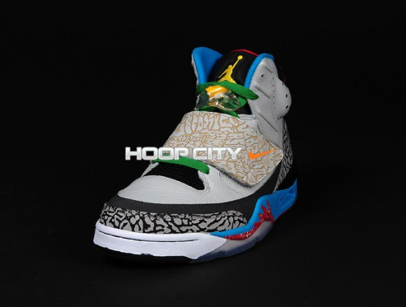 Jordan Son Of Mars: Olympic   New Images