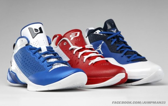 the latest 2f8e8 3b117 The NBA All-Star Game is scheduled to take place at the end of February and  when it does, Jordan Brand s superstar trio will be down in Orlando taking  part ...