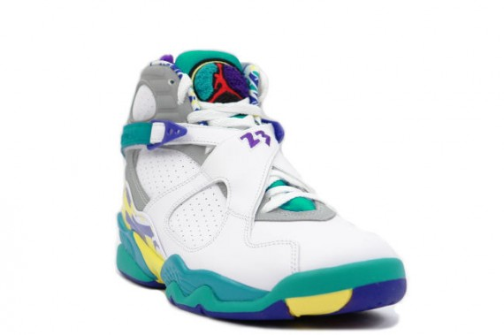 The Daily Jordan: WMNS Air Jordan VIII Retro   Aqua