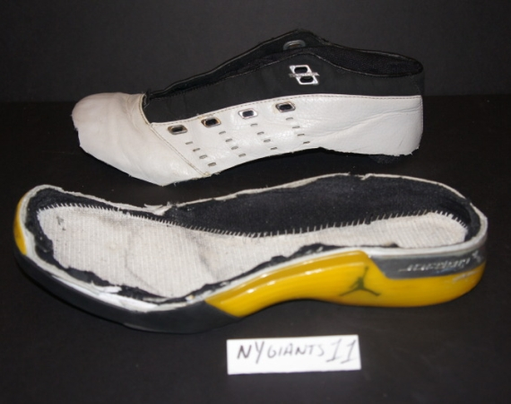 A Look Inside the Air Jordan XVII Low