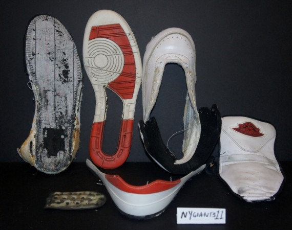 Air Jordan II: Dissected