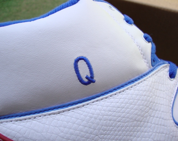 Air Jordan II: Quentin Richardson PE