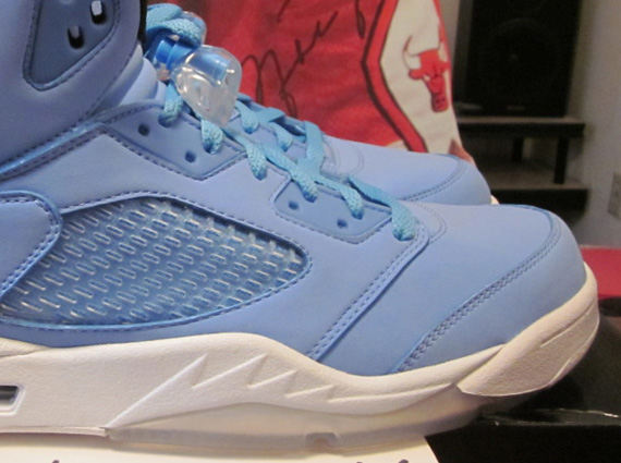 Air Jordan V: Pantone Sample