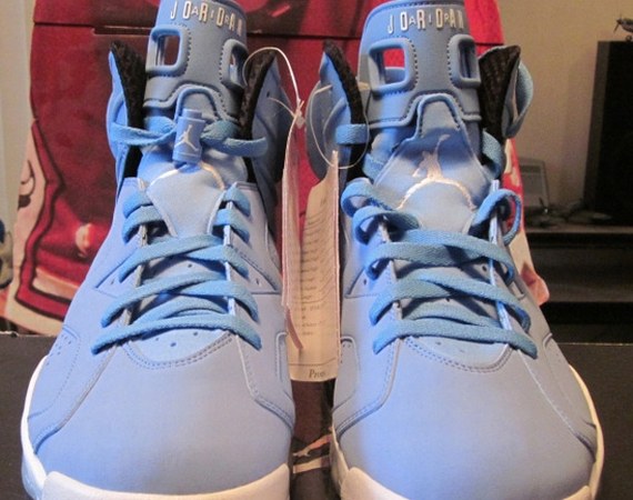 Air Jordan VI: Pantone Sample