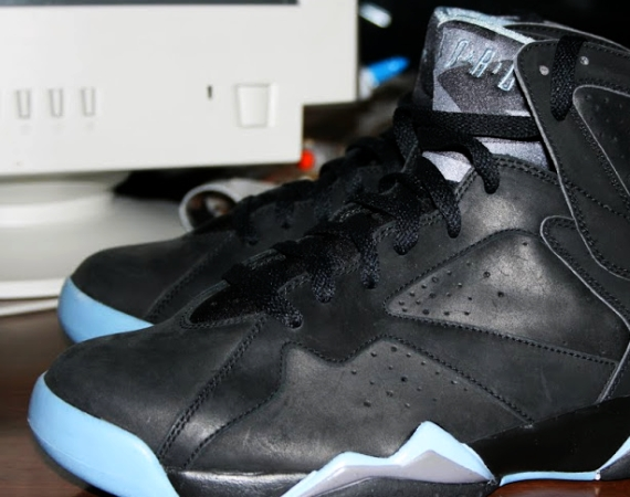 Air Jordan VII: Chambray   Unreleased Sample