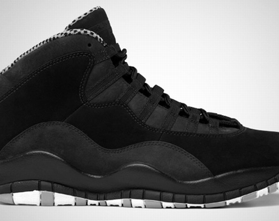 Air Jordan X: Stealth   Official Images