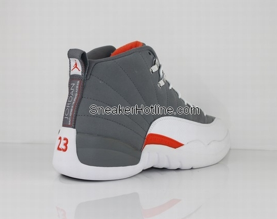 Air Jordan XII: Cool Grey   New Photos
