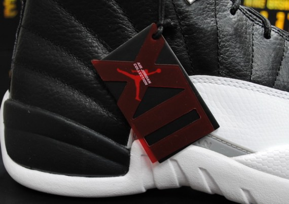 Air Jordan XII: Playoffs   New Photos