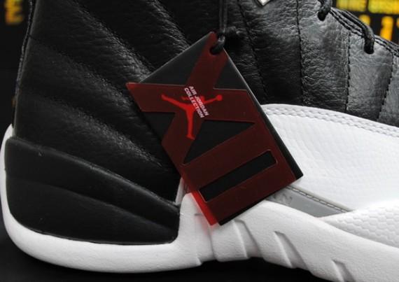 Air Jordan XII: Playoffs   New Photos