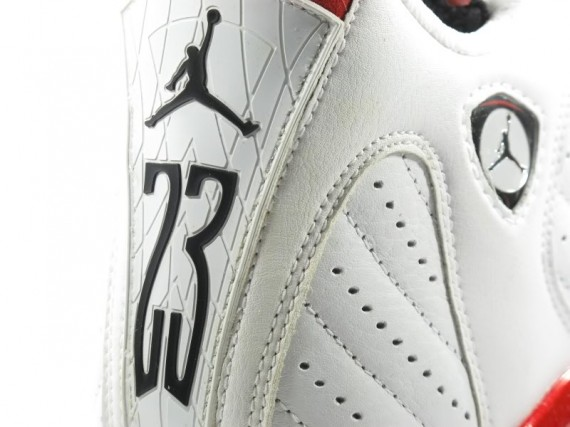 Air Jordan Origins: The White/Red XIV