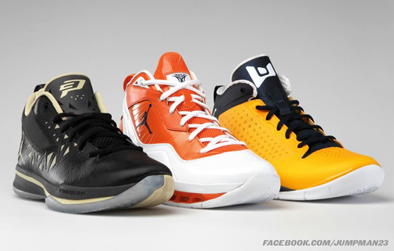 Jordan Brand College Collection