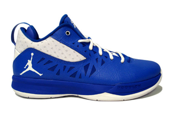 Jordan CP3.V: Royal   White