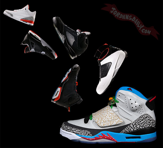Breaking Down The Jordan Son of Mars