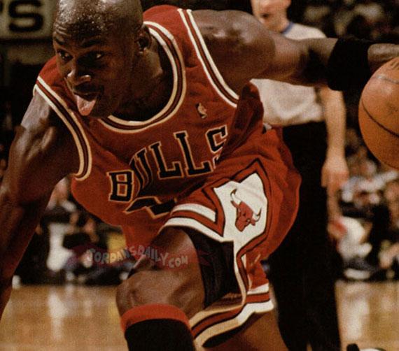 Jordans Daily History Lesson: Im Back