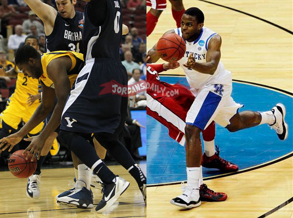 NCAA Jordans On Court: March 15th