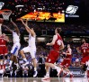NCAA Basketball Tournament - Indiana  v Kentucky