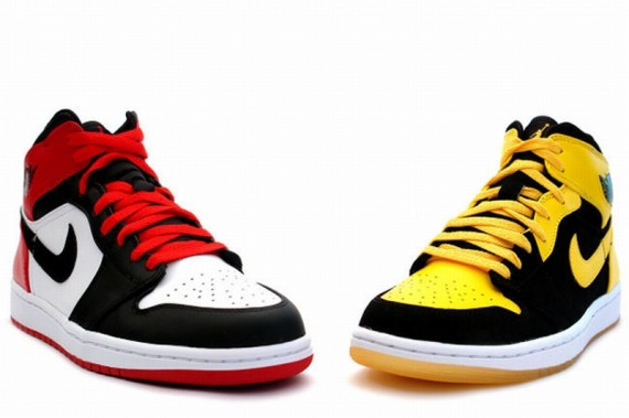 The Daily Jordan: Air Jordan 1 Old Love/New Love Pack
