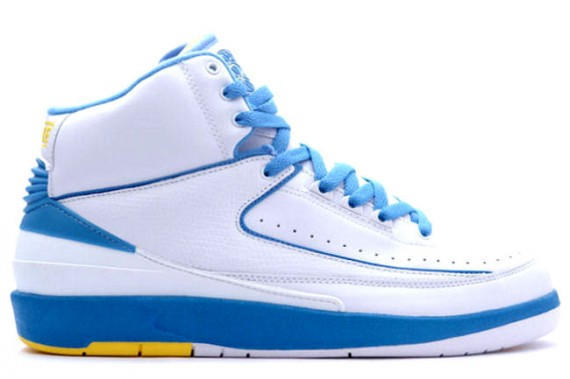 The Daily Jordan: Air Jordan II Melo