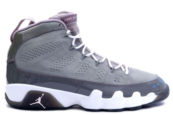 The Daily Jordan: Air Jordan IX Cool Grey