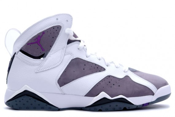 The Daily Jordan: Air Jordan VII Flint