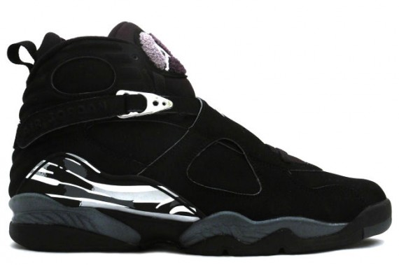 The Daily Jordan: Air Jordan VIII Chrome