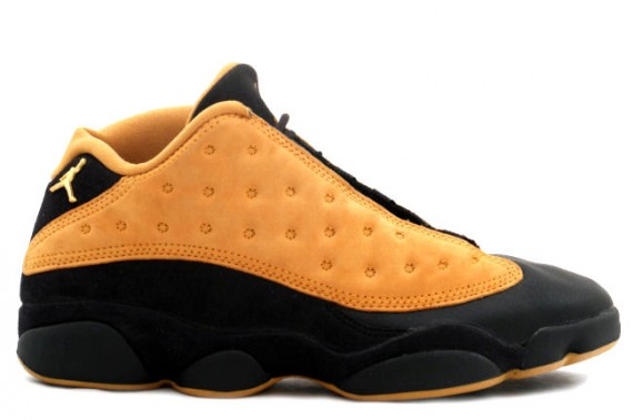 The Daily Jordan: Air Jordan XIII Low OG Chutney