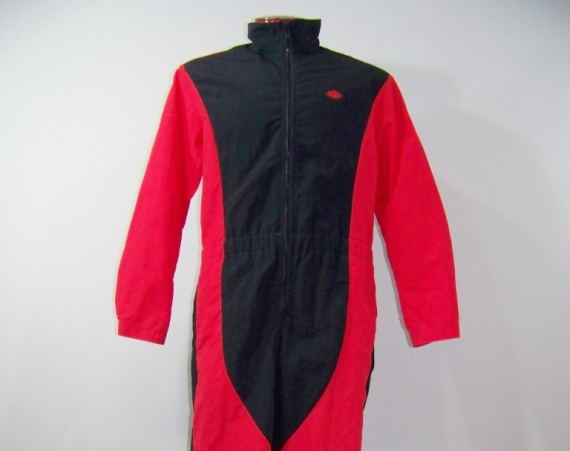 Vintage Gear: Air Jordan Jumpsuit