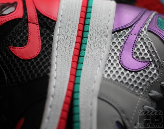Air Jordan 1 Phat GS: April 2012 Releases @ Extra Butter