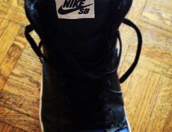 Air Jordan 1 x Nike SB: Teaser