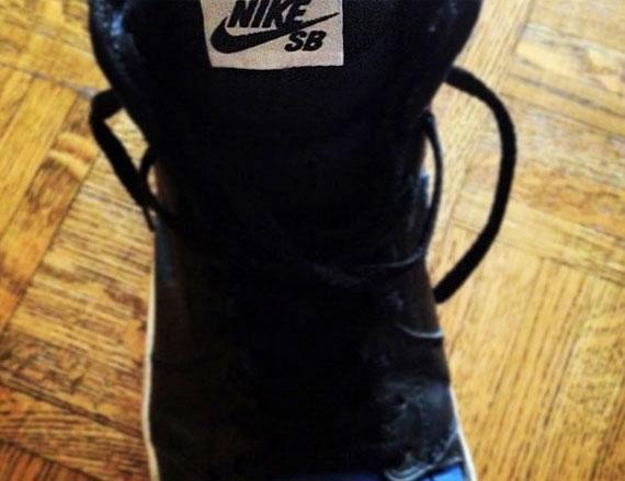Air Jordan 1 x Nike SB: Teaser