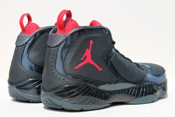 Air Jordan 2012: Black   Varsity Red   Anthracite | Release Reminder