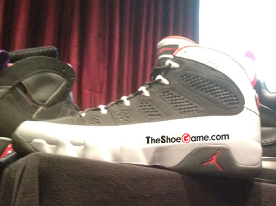 Air Jordan IX: Johnny Kilroy   First Look