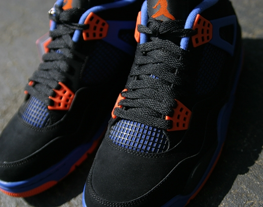 Air Jordan IV: Cavs   Arriving in Stores