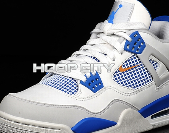 Air Jordan IV: Military   New Images