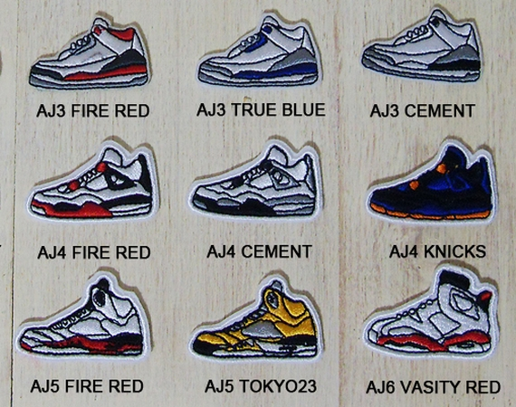 Air Jordan Patches