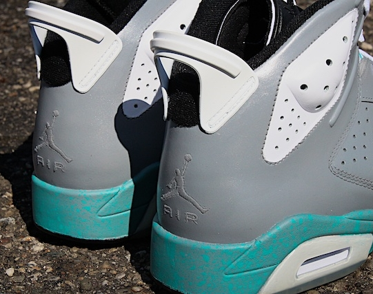 Air Jordan VI: Mag Customs