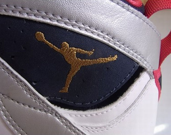 Air Jordan VII: Olympic   New Photos
