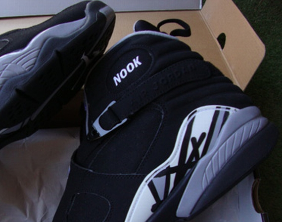 Air Jordan VIII: Juwan Howard Nook Away PE