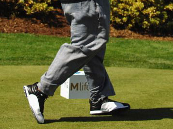 Air Jordan XII: Playoffs Golf Shoes