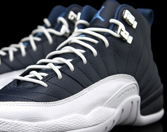 Air Jordan 12 Retro: Obsidian   Another Look